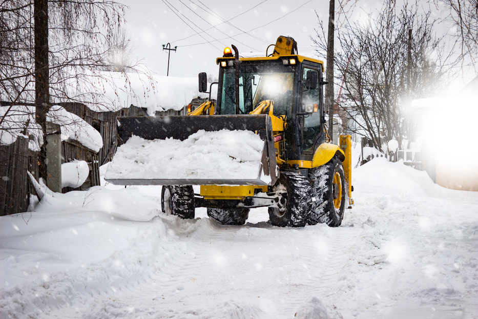 Snow Removal South Burlington